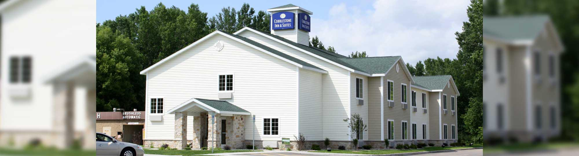 Cobblestone Inn and Suites Brillion