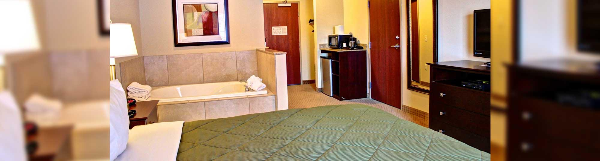 Cobblestone Inn and Suites Durand