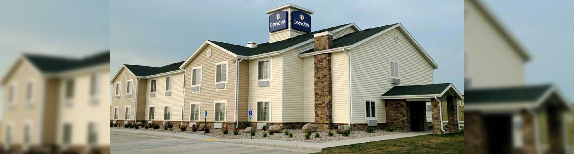 Boarders Inn and Suites Evansville
