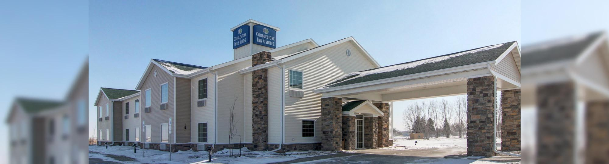 Cobblestone Inn & Suites Steele