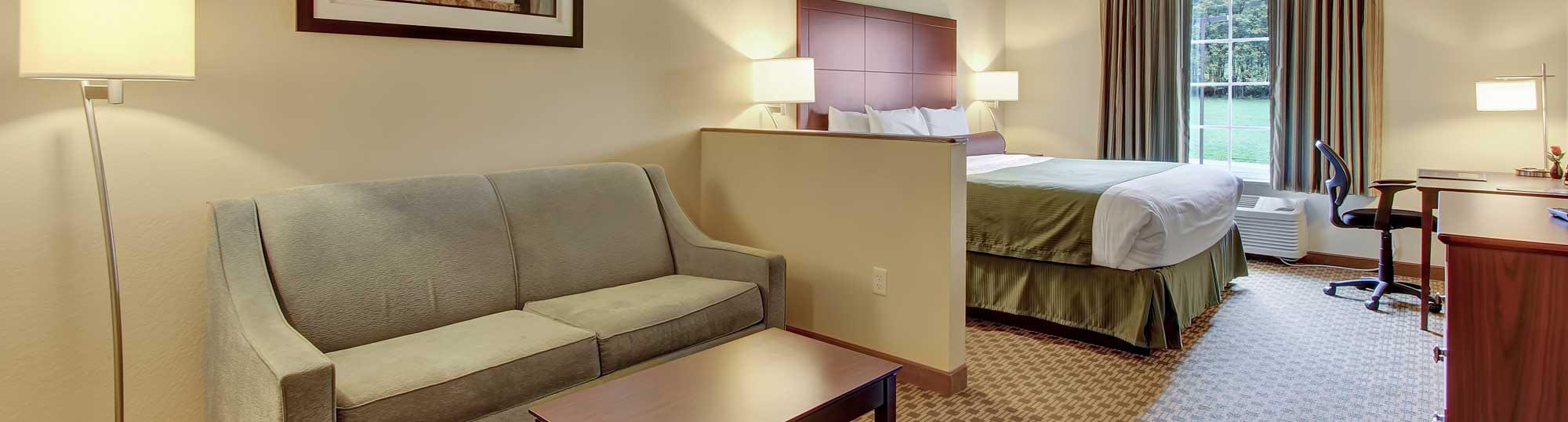 Cobblestone Hotel and Suites Waynesboro