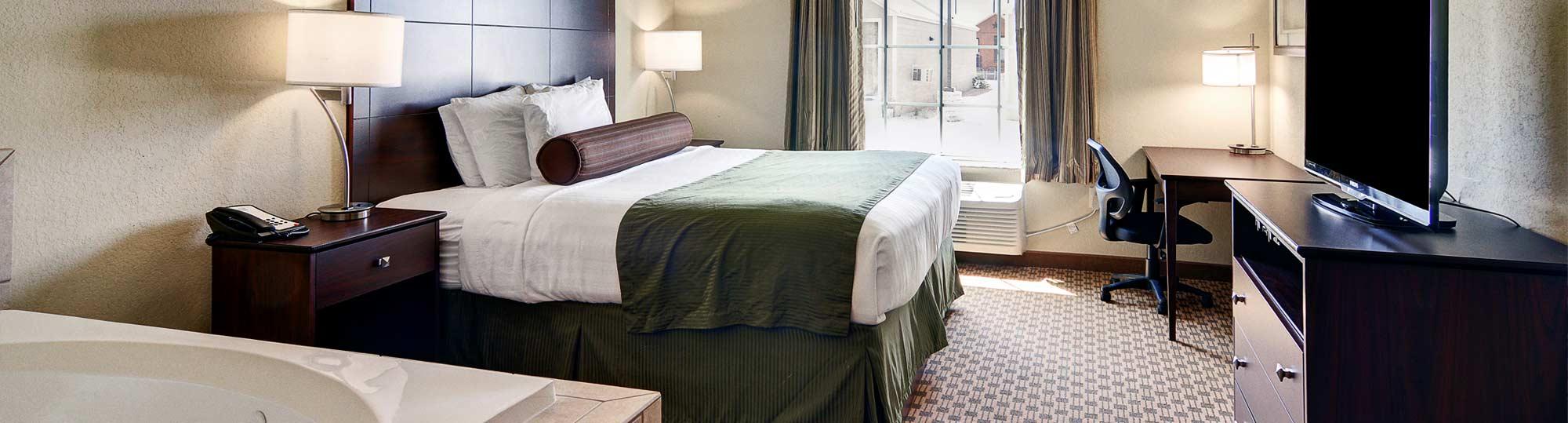 Cobblestone Inn & Suites Big Lake