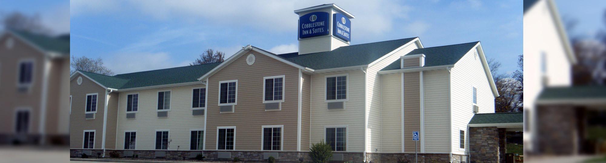 Cobblestone Inn & Suites Bloomfield