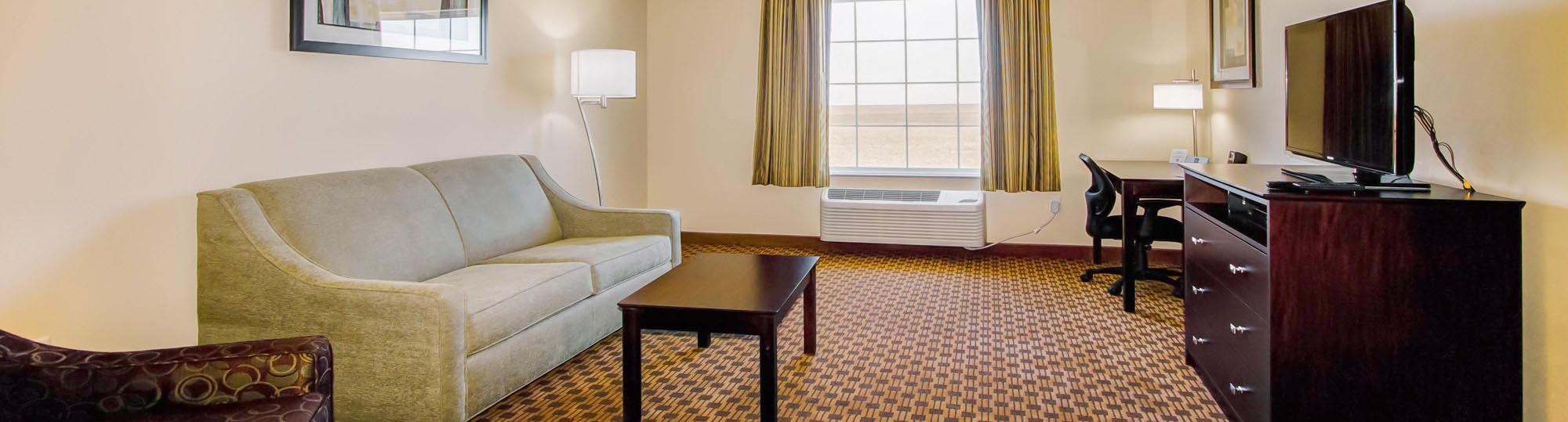 Cobblestone Inn and Suites Eads