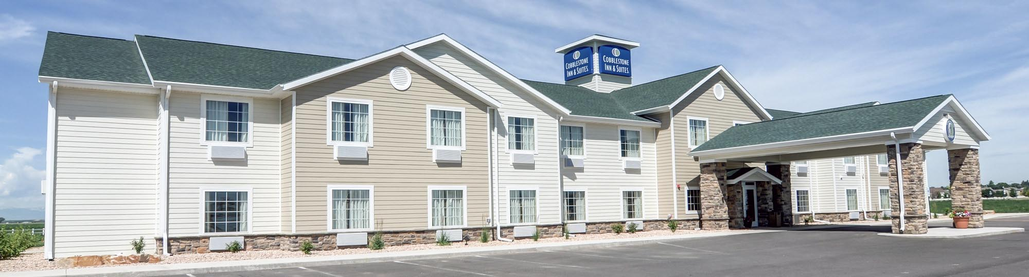 Cobblestone Inn and Suites Eaton