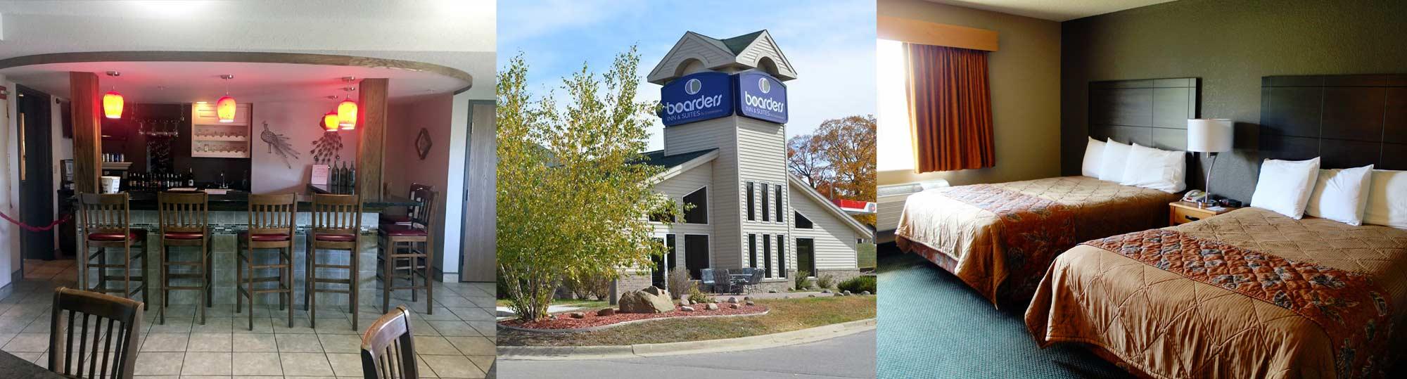 Boarders Inn & Suites Fayette