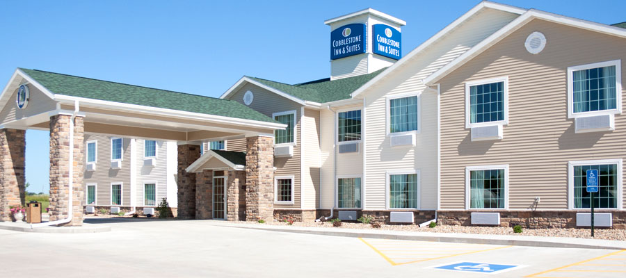 Cobblestone Hotels Big City Quality Small Town Values