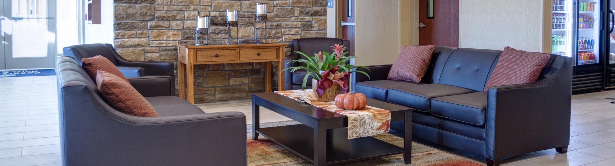 Cobblestone Hotel & Suites Main Street Jefferson