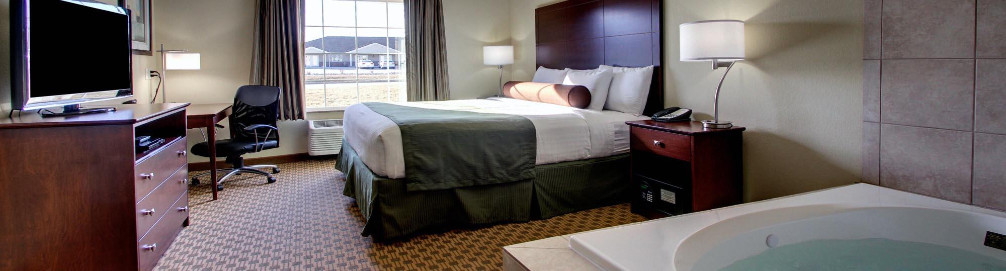Cobblestone Hotel & Suites Newton