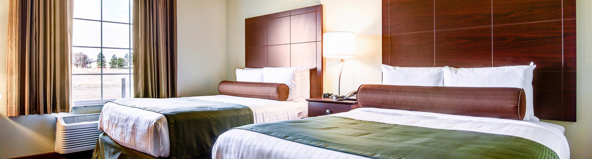 Cobblestone Inn and Suites Quinter