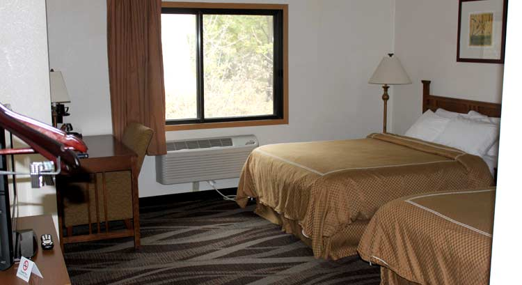 Two Queen Guestroom