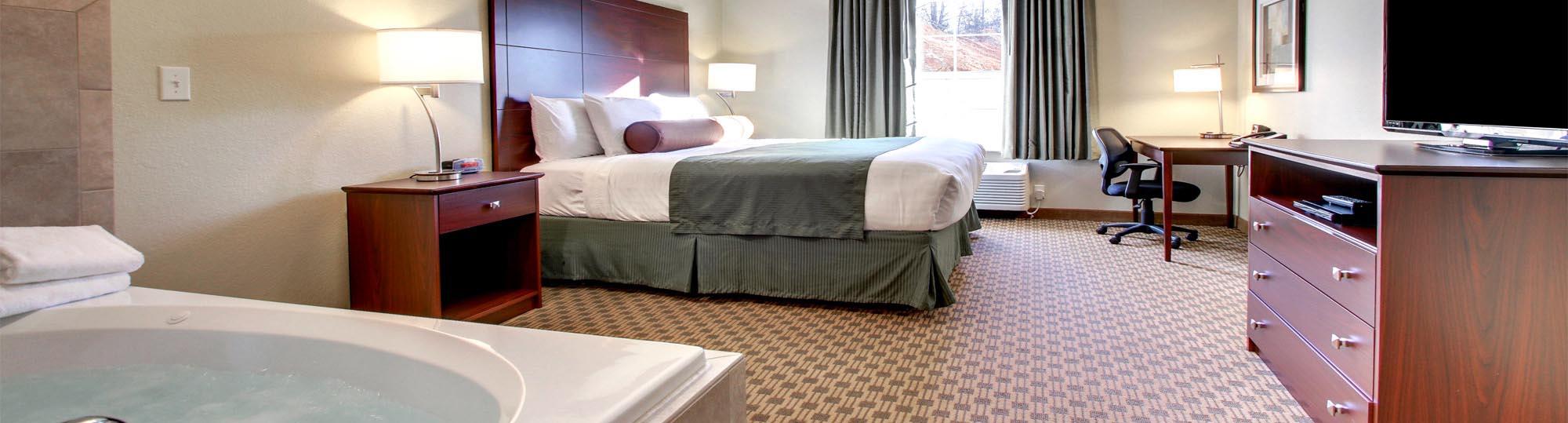 Cobblestone Hotel and Suites Salem