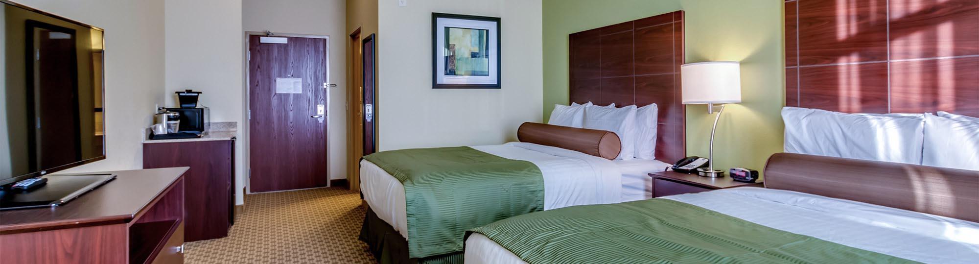 Cobblestone Inn & Suites Main Street Waverly