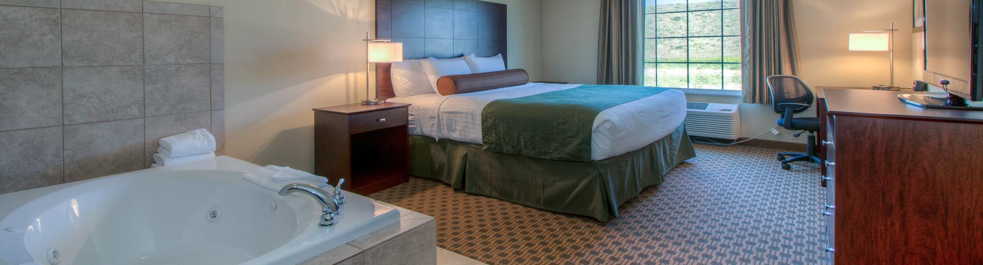 Cobblestone Inn & Suites Wray