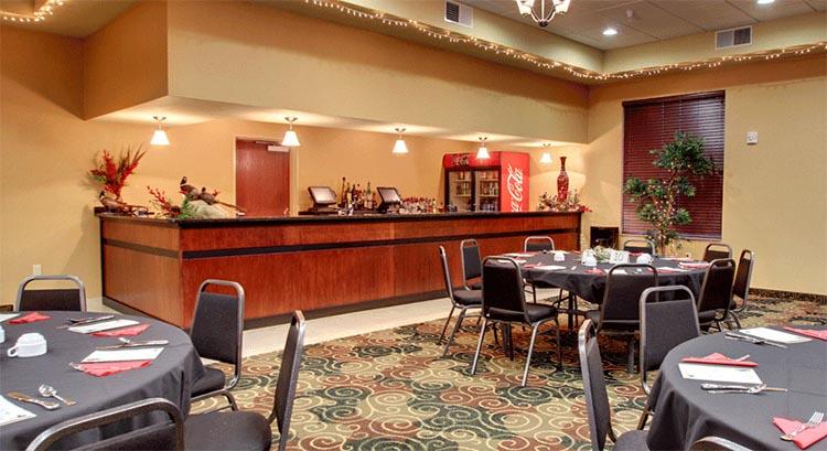 Convention Bar Area