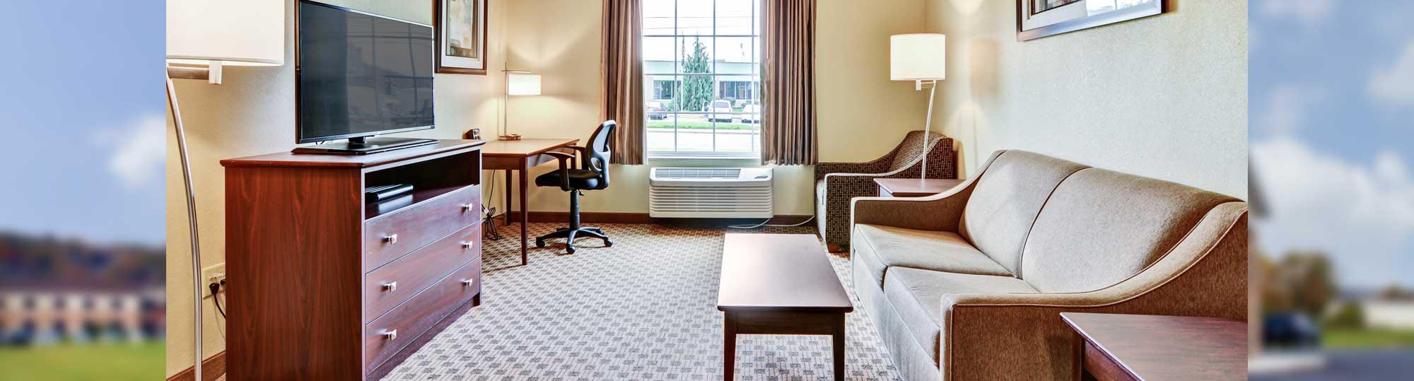 Cobblestone Inn and Suites Ambridge