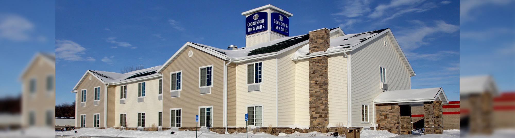 Cobblestone Inn And Suites Carrington