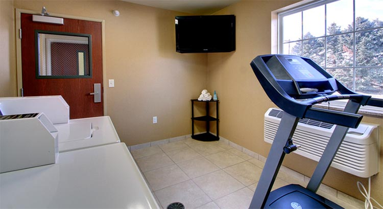 Guest Fitness and Laundry