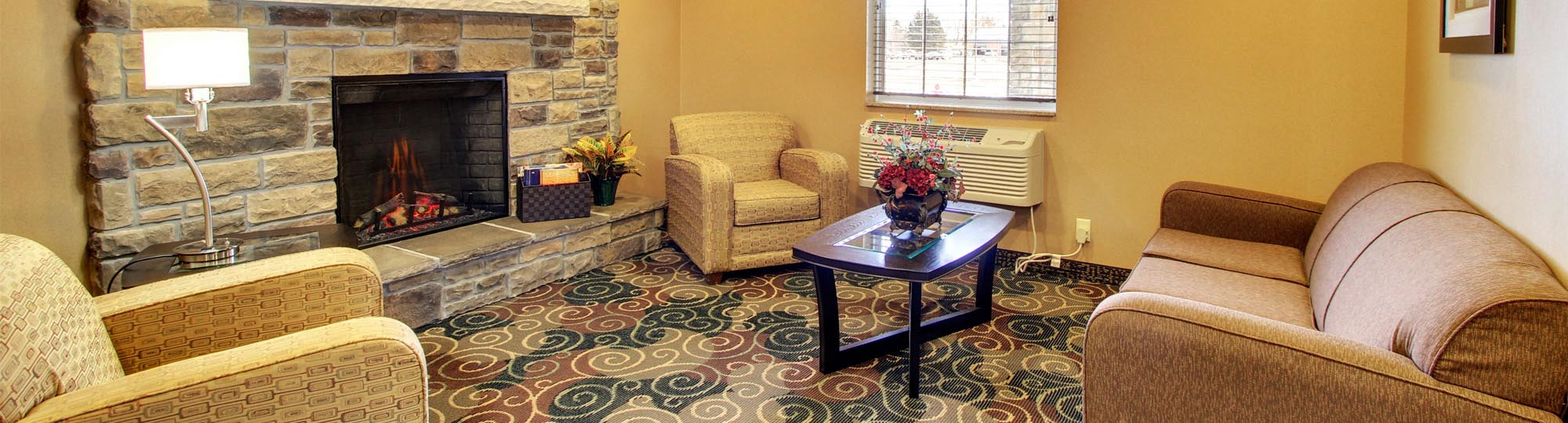Cobblestone Inn and Suites Hartington