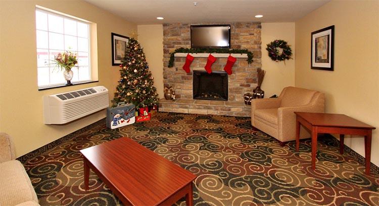 Cobblestone Hotel And Suites In Seward Nebraska Accomodations Lodging