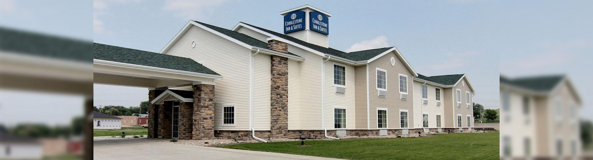 Cobblestone Inn and Suites Linton