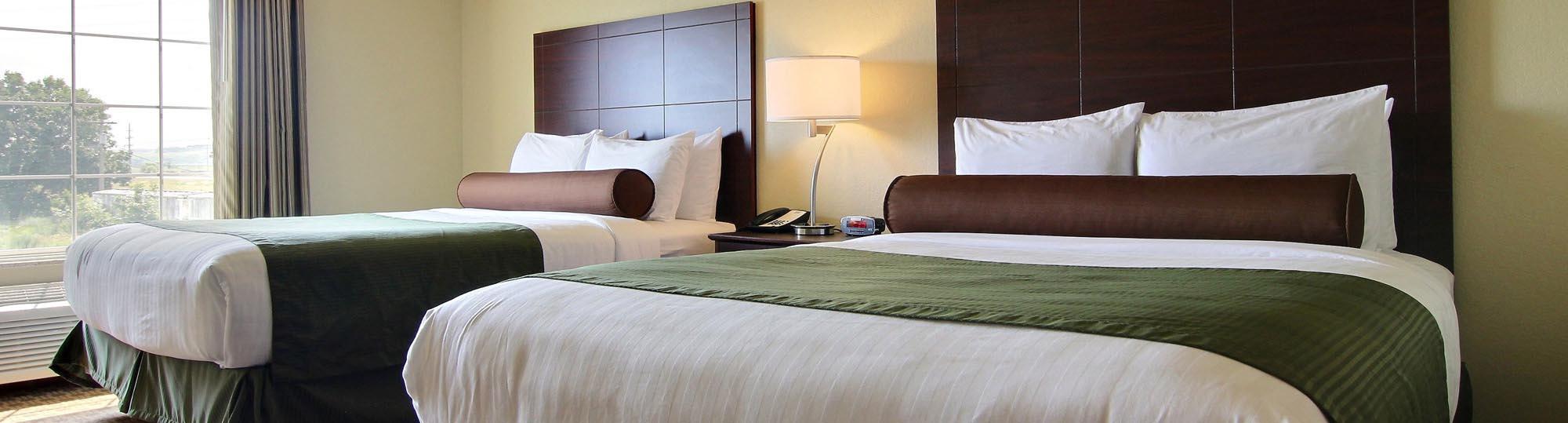 Cobblestone Inn & Suites Linton