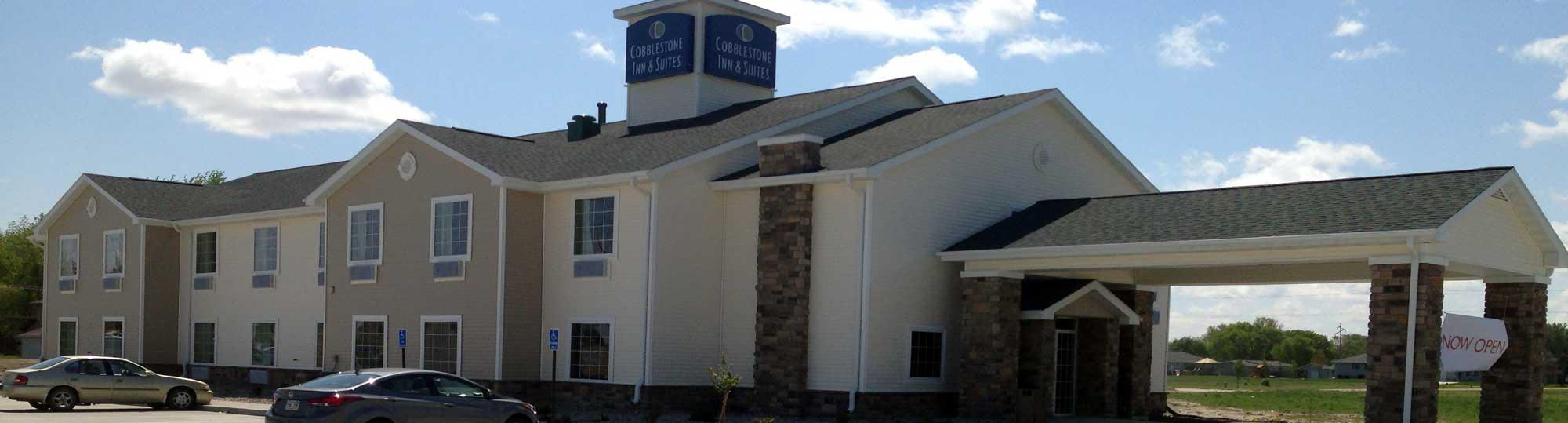 Cobblestone Inn and Suites Schuyler