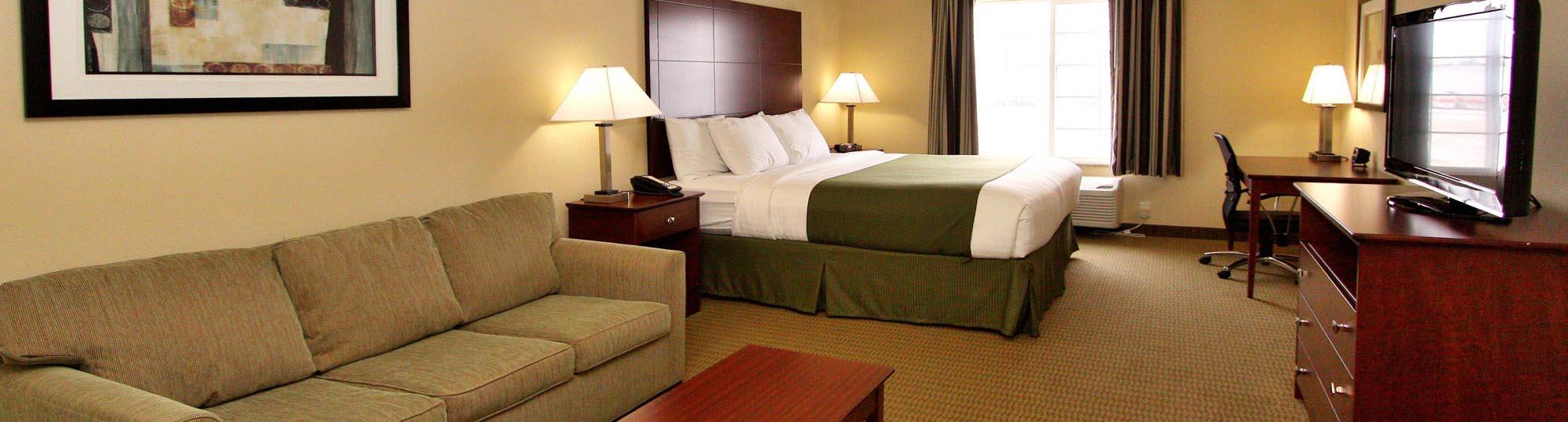 Cobblestone Hotel and Suites Seward