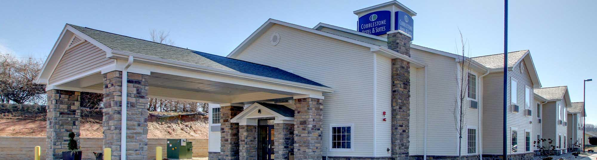 Cobblestone Hotel and Suites Killdeer