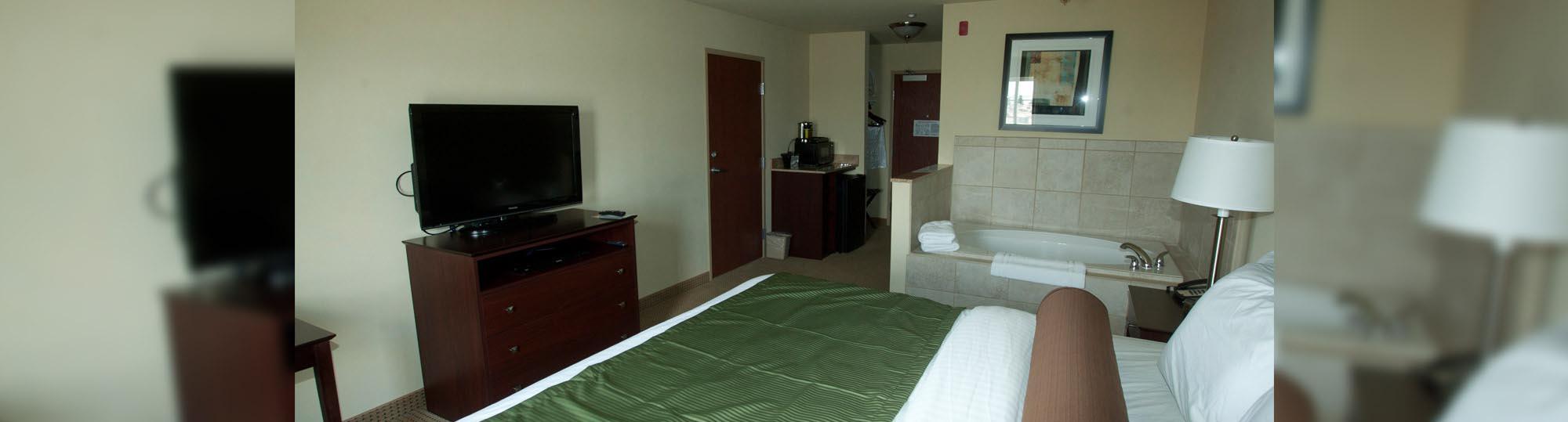 Cobblestone Inn & Suites Langdon