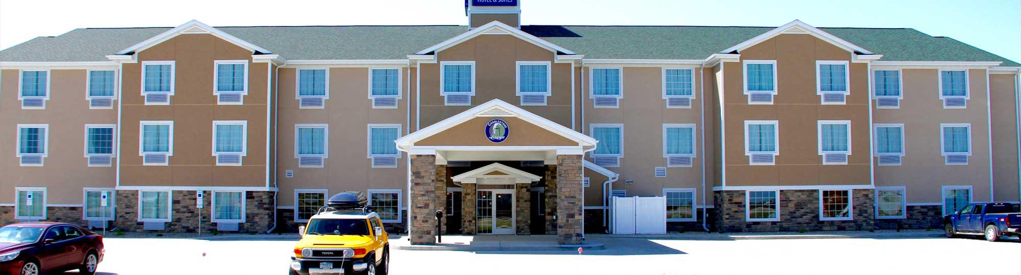 Cobblestone Hotel and Suites Devils Lake