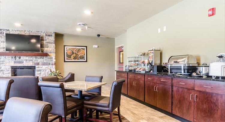 cobblestone inn and suites in ord nebraska hotel. Black Bedroom Furniture Sets. Home Design Ideas