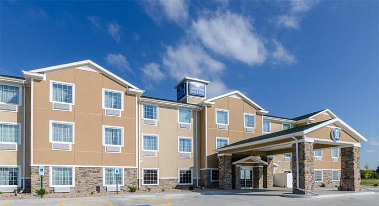 Cobblestone Hotel And Suites In Mccook Nebraska Accomodations Lodging