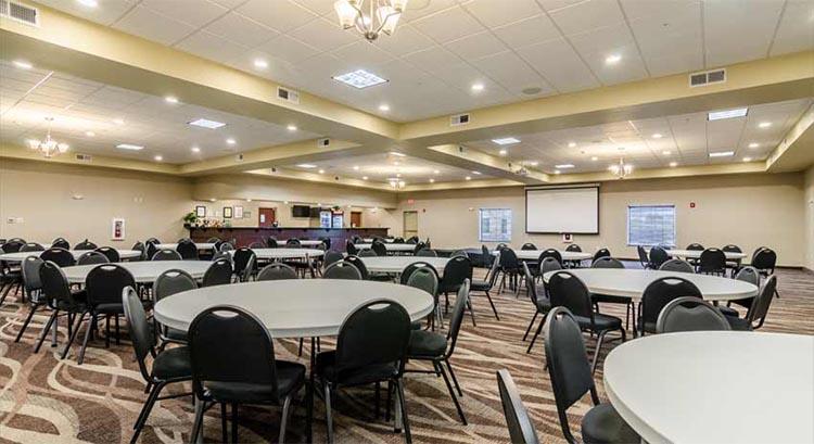 Trotter Event Center