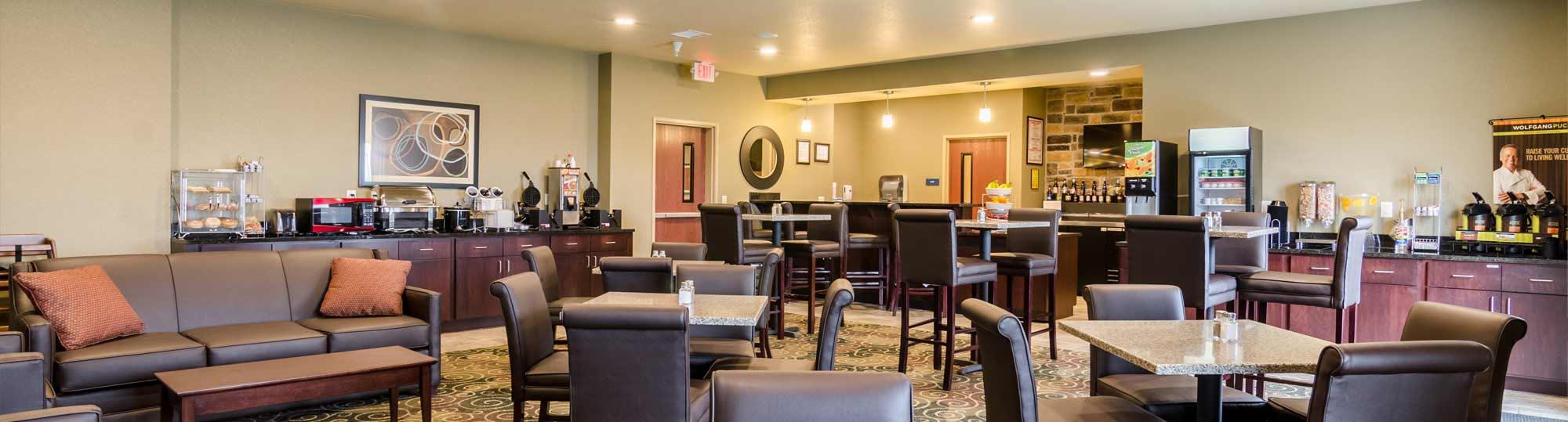 Cobblestone Hotel and Suites McCook
