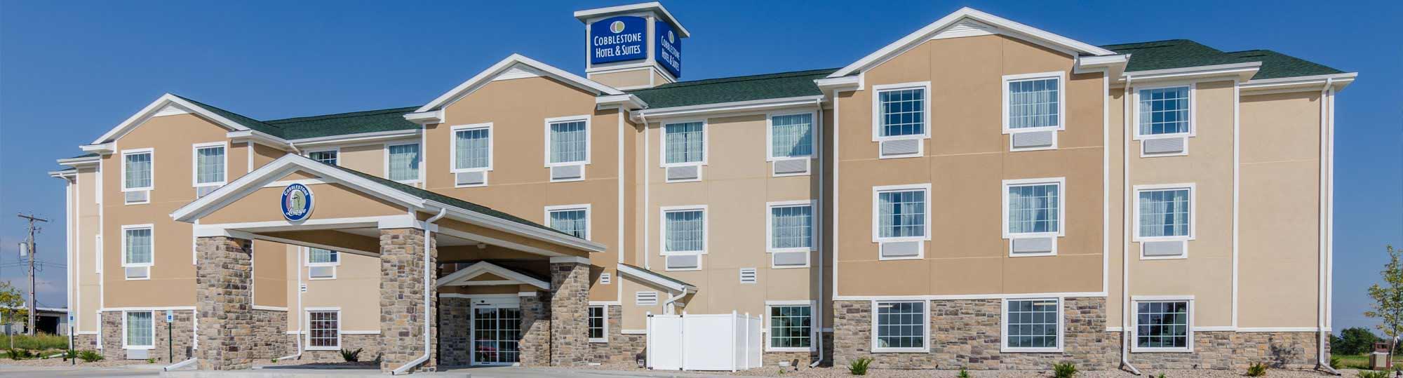 Cobblestone Hotel & Suites McCook