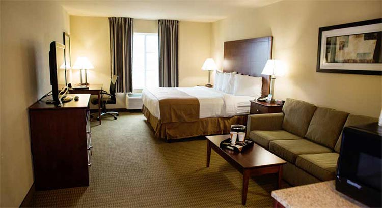 Cobblestone Hotel And Suites In Knoxville Iowa Accomodations Lodging
