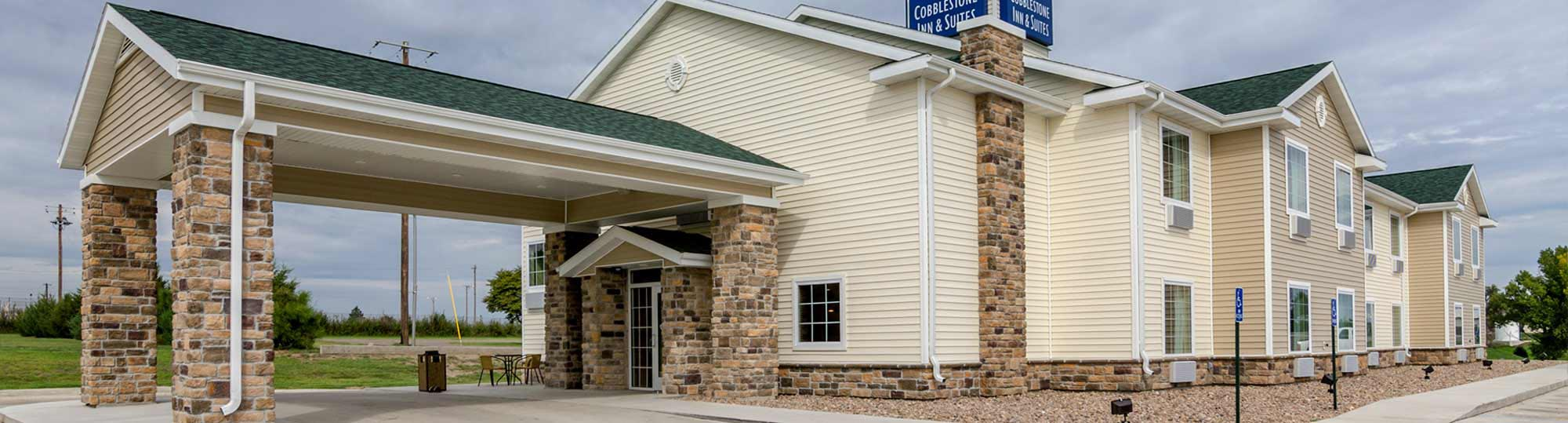 Cobblestone Inn and Suites Oberlin