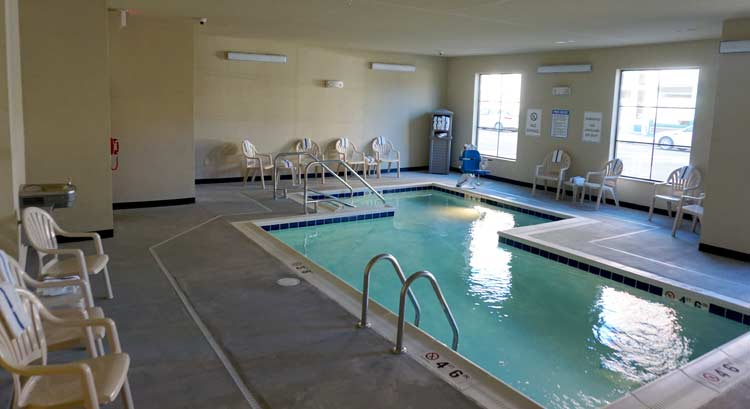 Cobblestone Hotel And Suites In Chippewa Falls Wisconsin Accomodations Lodging