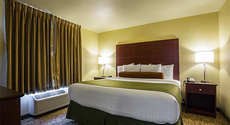 King Extended Stay Suite