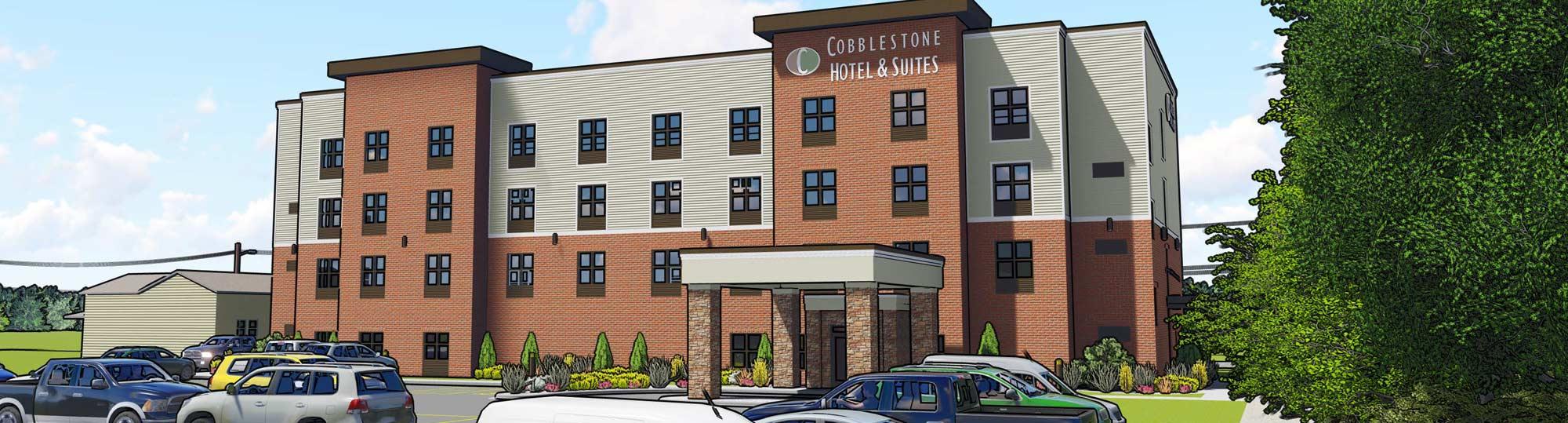 Cobblestone Hotel and Suites Hartford