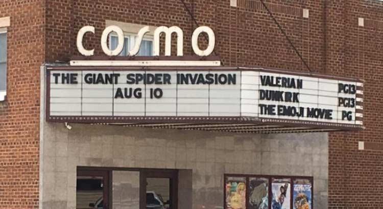 The Cosmo Theatre