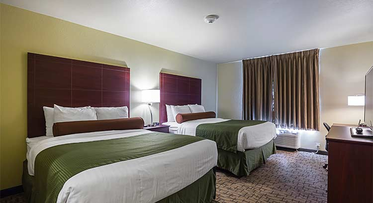 Cobblestone Hotel And Suites In Hutchinson Minnesota Accomodations Lodging