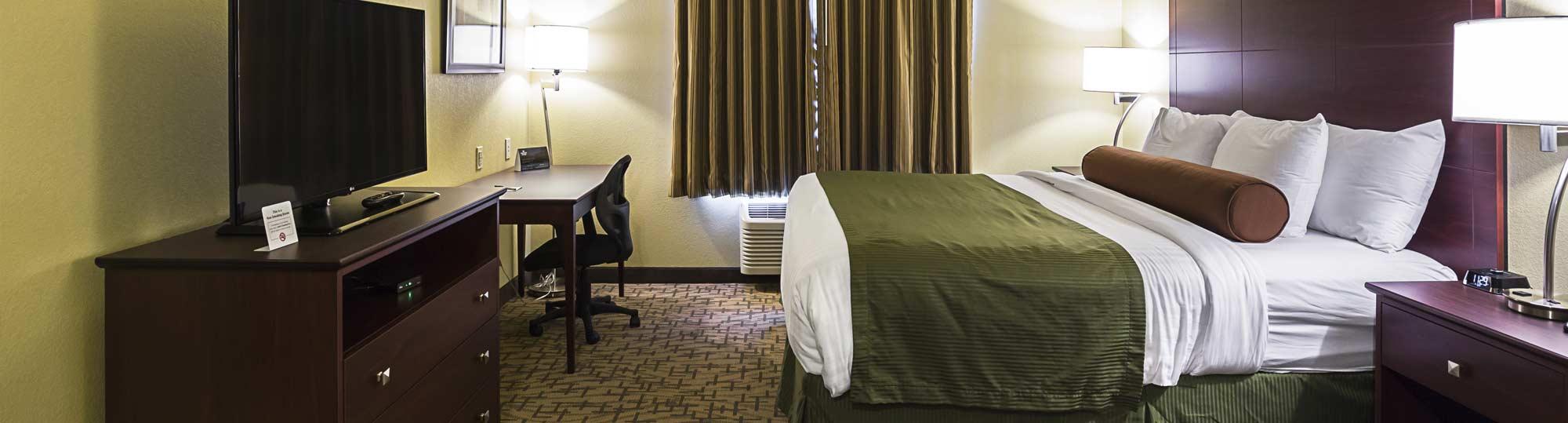 Cobblestone Inn & Suites Bridgeport