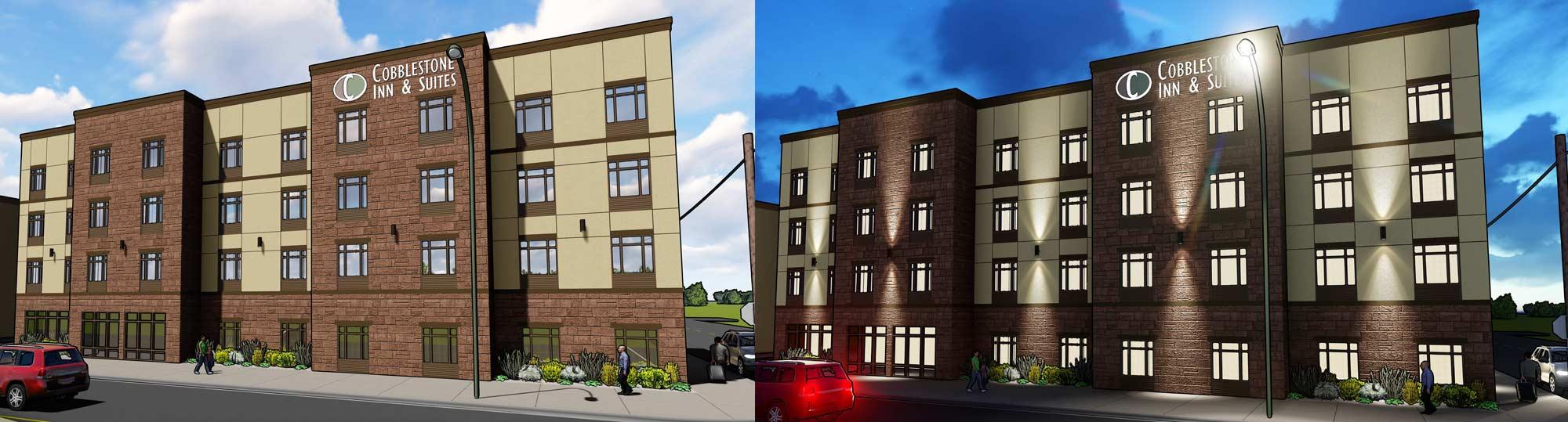 Cobblestone Inn and Suites Ashland