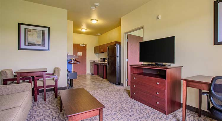 Extended Stay Suite