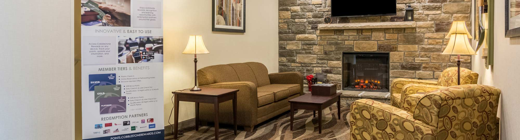 Cobblestone Hotel and Suites Erie