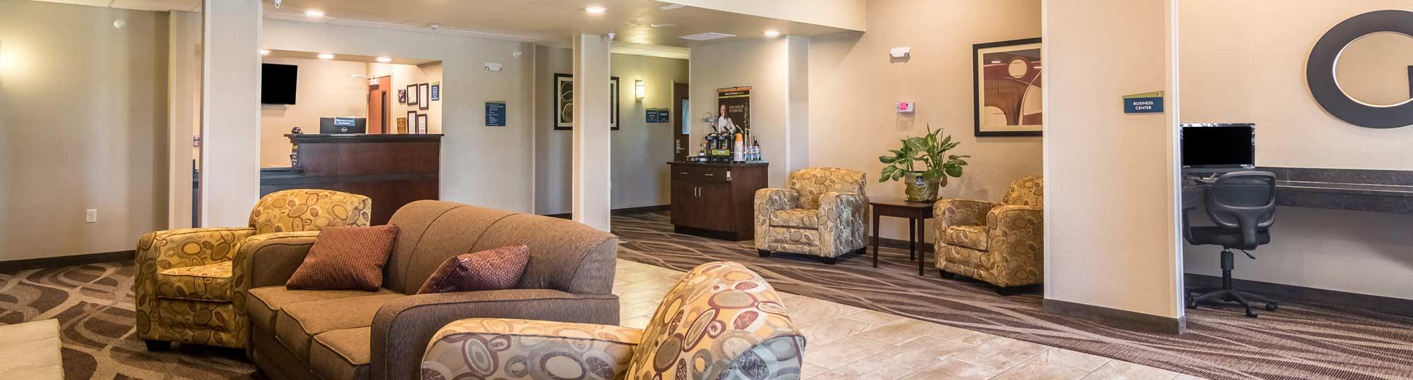 Cobblestone Inn and Suites Lakin