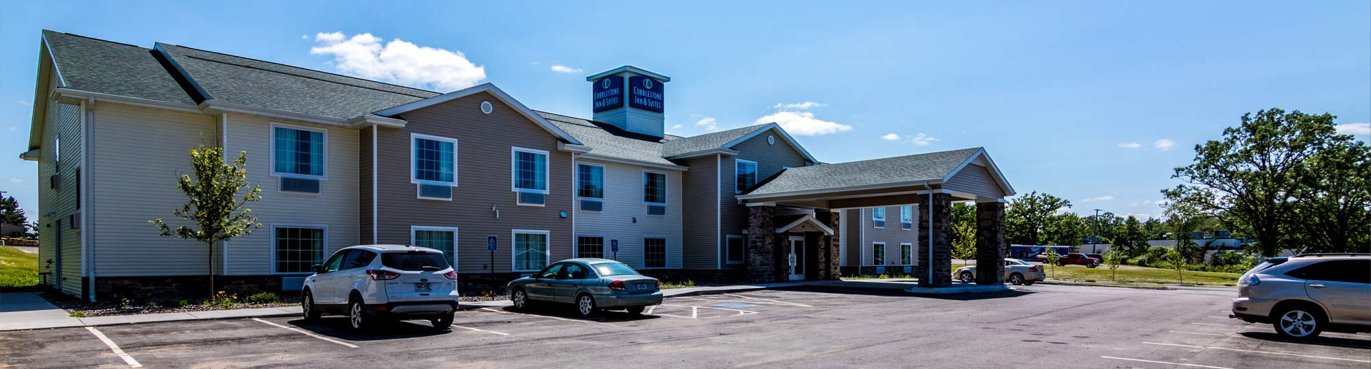 Cobblestone Inn and Suites Barron