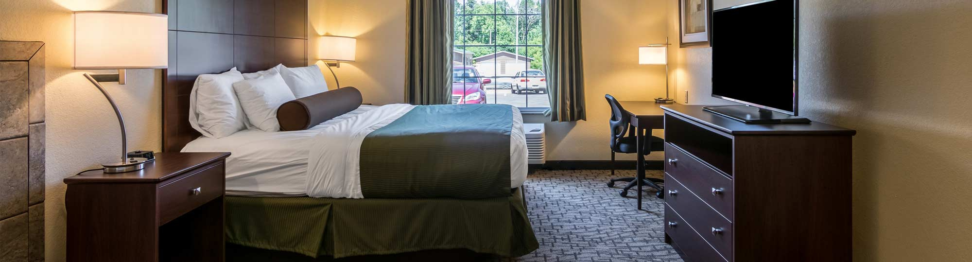 Cobblestone Inn and Suites Barron